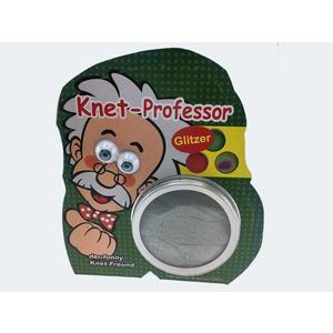 Knetprofessor Glitzer 70g Intelligente Knete - 4481