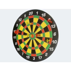 Magnet Family Dartboard 40cm 6 Pfeile - 484501