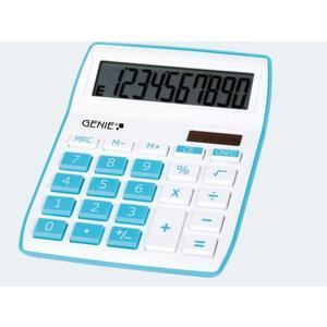 Tischrechner 840B blau 10-stellig - 12260