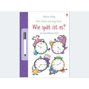 Wisch-und-weg: Wie spät? - 78232-066