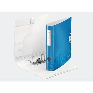 Ordner A4/60 Wow blau metallic - 1107-00-36