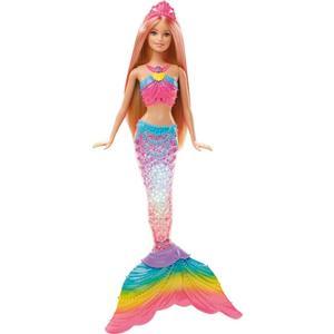 Mattel Barbie Regenbogenlicht-Meerjungfrau - DHC40