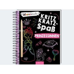 Kritzkratz-Spass Prinzessin - 3009-4