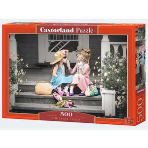 Puzzle 500T Finishing Touch Castorland - 4438053247