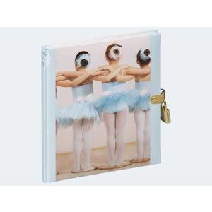 Tagebuch Tanzmäuse 128 Seiten - 20242-15