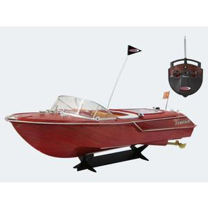 Jamara RC Boot Venezia in Holzoptik 2 Motore 45cm - 040390