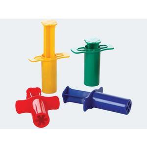 Gowi Knetwerkzeug 4 Spritzen - 185-10