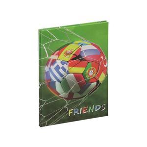 Freundebuch Fairplay 145x220 60 Seiten - 20351-15