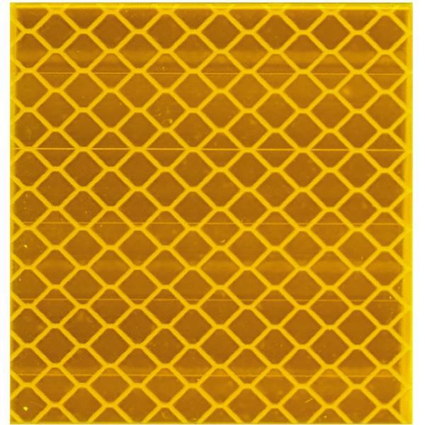 Reflex-Aufkleber gelb,Reflektorband Klebeband, Reflektierendes Band Sicherheit Warnklebeband, Auto/Motorrad/Fahrrad/Nachtaktivitäts-Sicherheit Markierung Band