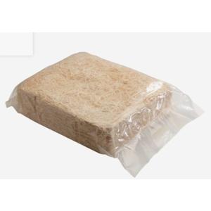 Holzwolle 2,5 kg im PE-Sack