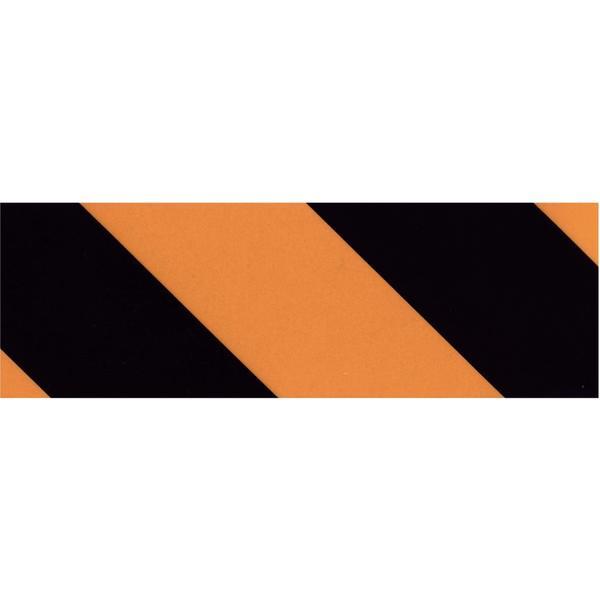 Reflex-Aufkleber gelb/schwarz,Reflektorband Klebeband, Reflektierendes Band Sicherheit Warnklebeband, Auto/Motorrad/Fahrrad/Nachtaktivitäts-Sicherheit Markierung Band