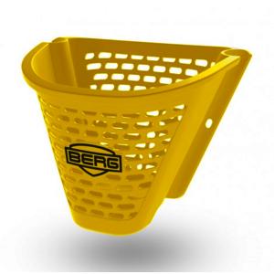 BERG Buzzy Körbchen Yellow für Gokart