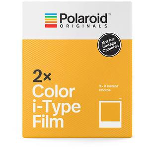 Sofortbildfilm Filmset i-Type - 2 x Color Film by Polaroid Originals