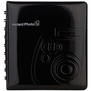 Fotoalbum für Fujifilm Instax Mini - Schwarz