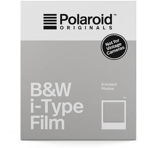 Black & White i-Type Film by Polaroid Originals