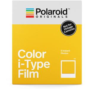 Color i-Type Film by Polaroid Originals