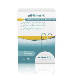pH-Minus Kompakt-Dosierbeutel - pH-Regulierung