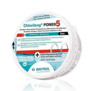 Chlorilong Power5 Bloc 1 Dose - Wasserpflege mit Chlor