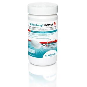 Chlorilong Power5 Tabletten 250g - 1,25kg Dose - Wasserpflege mit Chlor