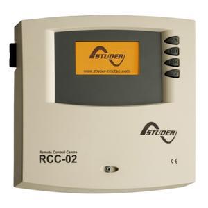 Fernsteuer-, Anzeige- und Programmiereinheit RCC-02