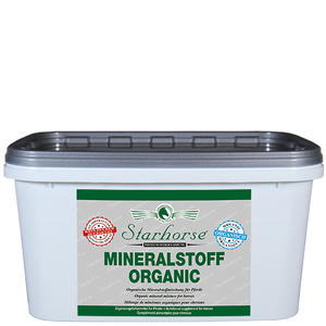 Starhorse Mineralstoff Organic