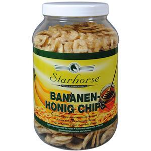 Starhorse Bananen-Honig Chips