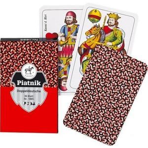 Schnappskarten 36 Blatt Blitz