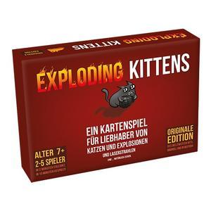 Exploding Kittens DE