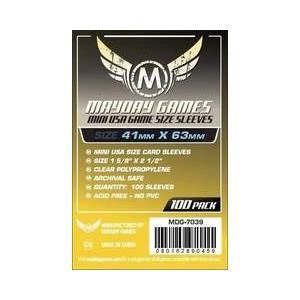 Sleeves MDG Mini USA 41 x 63 mm 7039