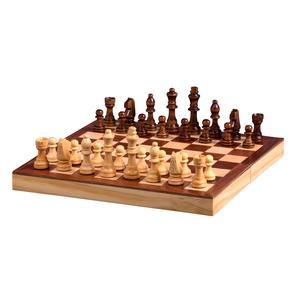 Schach in Buchoptik 28cm