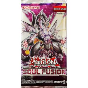 YGO TCG Soul Fusion Booster