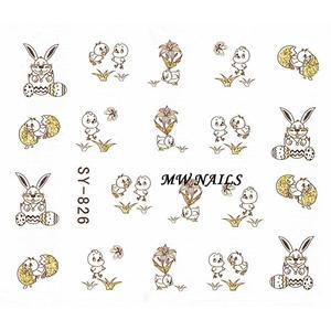 Oster Sticker SY-826 Glitter