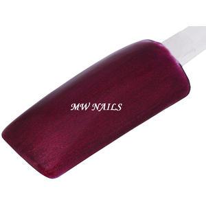 UV+LED Nagellack-Gel Pearly Bordeaux 15ml