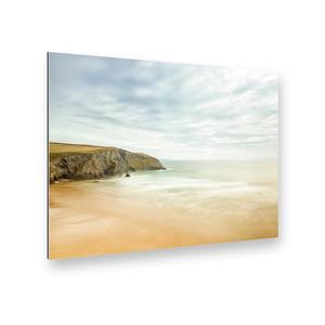 Cornwalls Küste (Großbritannien) Aluverbund Art Print (42 x 29 cm)