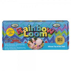 (13) Rainbow Loom® Starter-Set mit Metallnadel