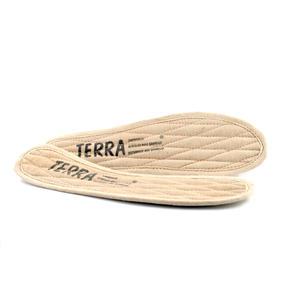 TERRA Zimtsohlen für Damen - Größe 36a