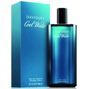 ** 39 € SOFORT GESPART ** 200ml DAVIDOFF COOL WATER Eau de Toilette pour Homme