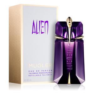 **YES** 20 € SOFORT GESPART ** 60 ml THIERRY MUGLER Alien Eau de Parfum Nachfüllbar - GLANZ UND PRESTIGE DER GROSSEN MARKE