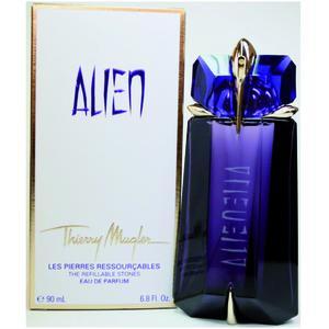 ++ 29 € SOFORT GESPART ** 90 ml THIERRY MUGLER Alien Eau de Parfum Nachfüllbar