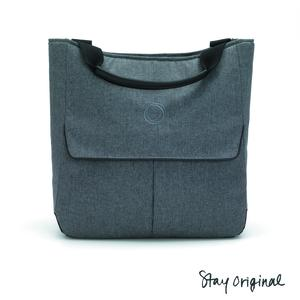 Bee Mammoth Bag Grey Melange