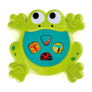 HAPE Badespielzeug Hungriger Frosch