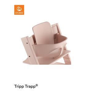 Tripp Trapp® Baby Set Serene Pink