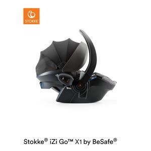 iZi Go Modular™ X1 by BeSafe® Black Melange