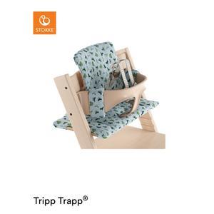 Tripp Trapp® Kissen Blue Fox