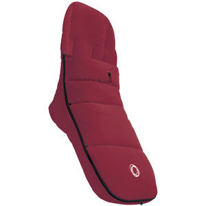 Original Fußsack Ruby Red