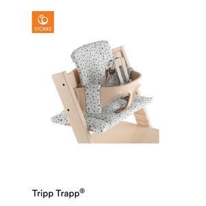 Tripp Trapp® Kissen Lucky Grey