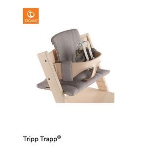 Tripp Trapp® Kissen Icon Grey