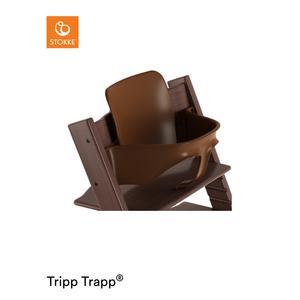 Tripp Trapp® Baby Set Walnuß