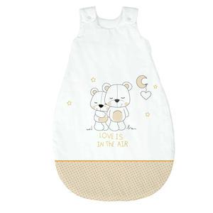 bebella vital Babyschlafsack TENCEL™ Lyocell My Love taupe 90cm