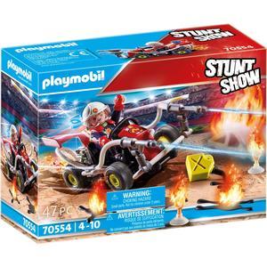 Playmobil Stuntshow Feuerwehrkart